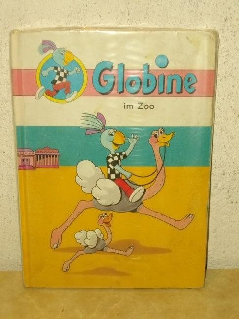 Globine im Zoo Zeichn.: Anne Christiansen. Geschichten, Verse: Thomas Wendelin
