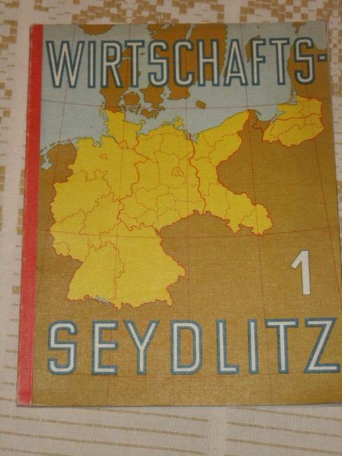 Seydlitz deutschland von degn zvab for Seydlitz hannover