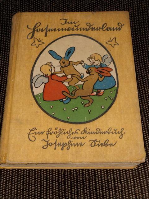 Im Hasenwunderland : Ein fröhliches Kinderbuch. Josephine: Siebe, Josephine: