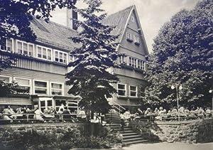 AK Talsperre Kriebstein, Kreis Hainichen, HO Gaststätte