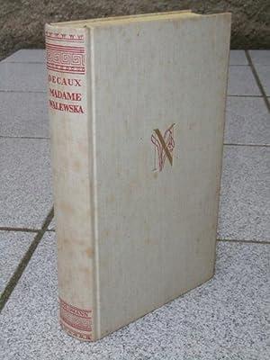 Madame Walewska. [Ins Dt. übertr. v. Otto: Decaux, Lucile und