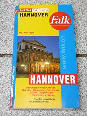 Hannover : mit Ortsteilen von Garbsen, Gehrden,