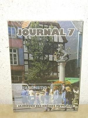 Journal 7 Jahrbuch des Kreises Mettmann 1987/88