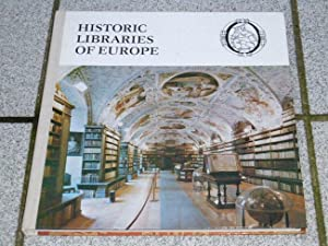 Historic libraries of Europe. Winfried Löschburg. [Transl.: Löschburg, Winfried [Hrsg.]: