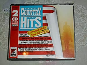 32 Country & Western Super-Hits 1950-1965: Various, Artists: