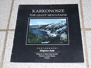 Karkonosze : the Giant Mountains / Riesengebirge: Kulik, Zbigniew und