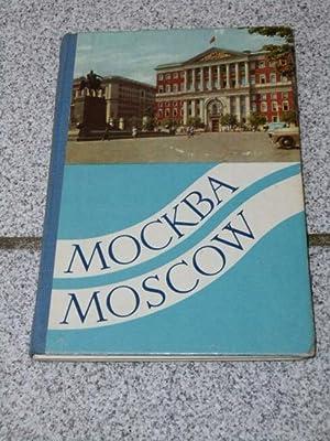 Mockba / Moscow / Moskau. Leporello Album