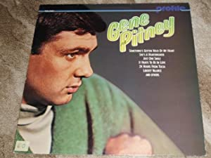 Gene Pitney (Serie: Teldec Profile, compilation, 1981)