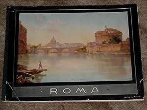 Roma - Souvenir Album con 56 Vedute
