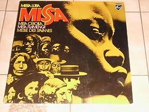 Various: Missa Luba / Misa Criolla /