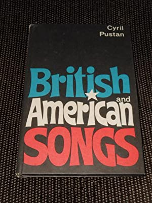 British and American songs [Ill.: Günter Gnauck]