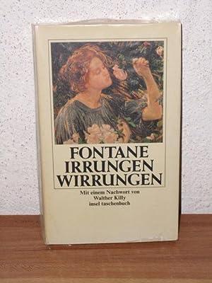Irrungen, Wirrungen Theodor Fontane. Mit e. Nachw.: Fontane, Theodor: