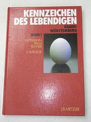 Kennzeichen des Lebendigen (Band 1) Ausgabe für: Palm, Rüther, Kattmann:
