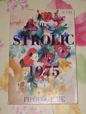 Il Strolic Furlan pal 1975 (An LVI)