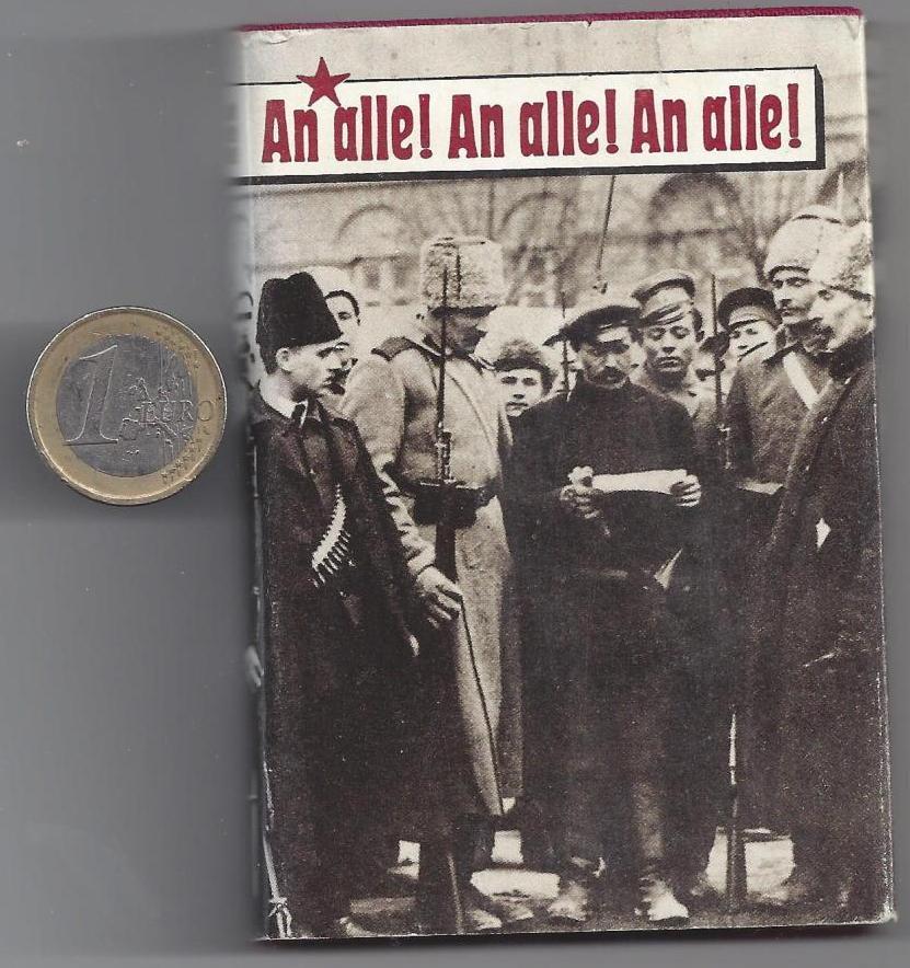 An alle ! An alle ! An: Kuchmann, Dieter (