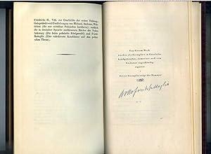 Stanislaw August Poniatowski und der Ausgang des alten Polenstaates. Mit einem Faksimile und 16 ...