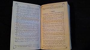 Bibliotheca Geographica oder systematisch geordnete Uebersicht der in Deutschland und dem Auslande ...