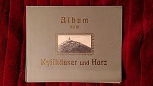 Album vom Kyffhäuser und Harz. 1 Panorama und 46 Ansichten nach Momentaufnahmen in ...