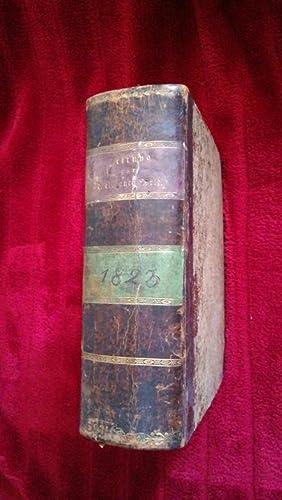 Zeitschrift für die elegante Welt. Dreiundzwanzigster Jahrgang. 1823.: Müller, K. L. Methus. (...
