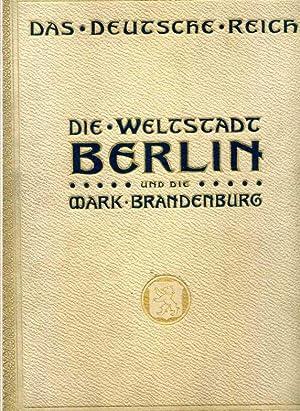 Berlin - Mark Brandenburg und Altmark.: Loewe, Heinrich.
