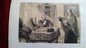 Berlinisches Historienbuch. Mit Illustrationen von Wilhelm Scholz.: Hesekiel, George ( Herausg. )