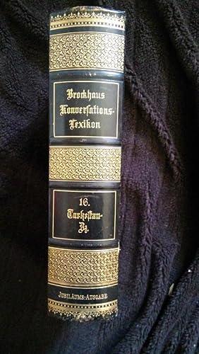 Brockhaus' Konversations-Lexikon. Vierzehnte vollständig neubearbeitete Auflage in ...