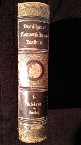 Brockhaus' Konversations-Lexikon. Vierzehnte vollständig neubearbeitete Auflage. In ...