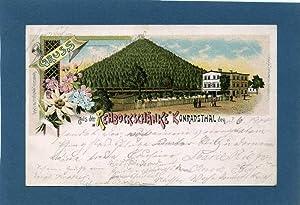Konradsthal. 1 alte Orig.- Ansichtspostkarte.: Schlesien