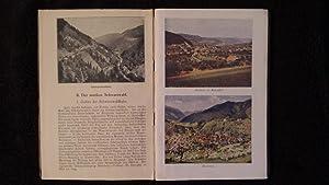 Badisches Verkehrsbuch ( Deckeltitel: Verkehrsbuch für Baden ).: Pellegrini, J. de.