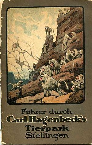 Führer durch Carl Hagenbeck's Tierpark Stellingen.: Flemming, Johs.