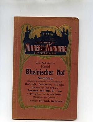 Illustrierter Gratis-Führer durch Nürnberg in deutscher, englischer u. französischer...