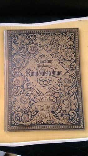 Die Dritte Internationale Kunstausstellung ( Münchener Jubiläums-Ausstellung ) 1888. ...