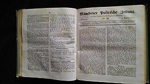 Münchener Politische Zeitung. Achtunddreißigster Jahrgang. 1837.: Ministerialrath Häcker...