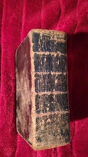 Die Bibel oder die ganze Heilige Schrift des alten und neuen Testaments nach Dr. Martin Luthers ...
