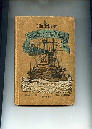 Illustrierter Deutscher Flottenkalender für 1916. 16. Jahrgang. Begründet unter ...