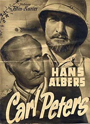 Hans Albers - Carl Peters