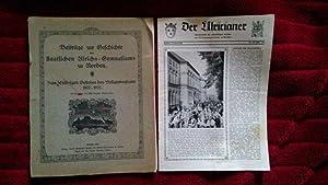 Beiträge zur Geschichte des staatlichen Ulrichs-Gymnasiums zu Norden. Zum 50jährigen ...