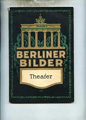 Theater: Berliner Bilder