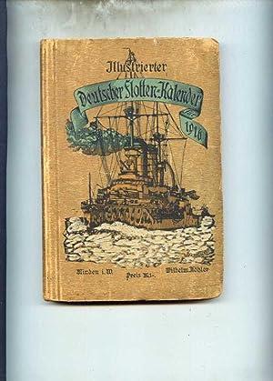 Illustrierter Deutscher Flotten-Kalender für 1916. 16. Jahrgang. Begründet unter ...