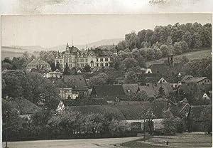 Gnadenfrei. 1 alte Orig.- Ansichtspostkarte: Schlesien