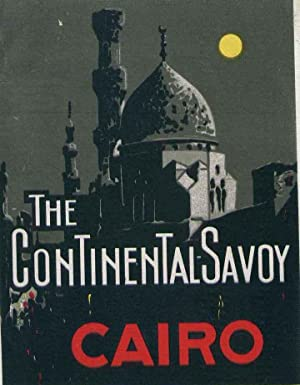 The Continental-Savoy Cairo