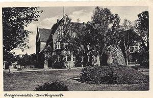 Regenwalde. 1 alte Orig.- Ansichtspostkarte: Pommern