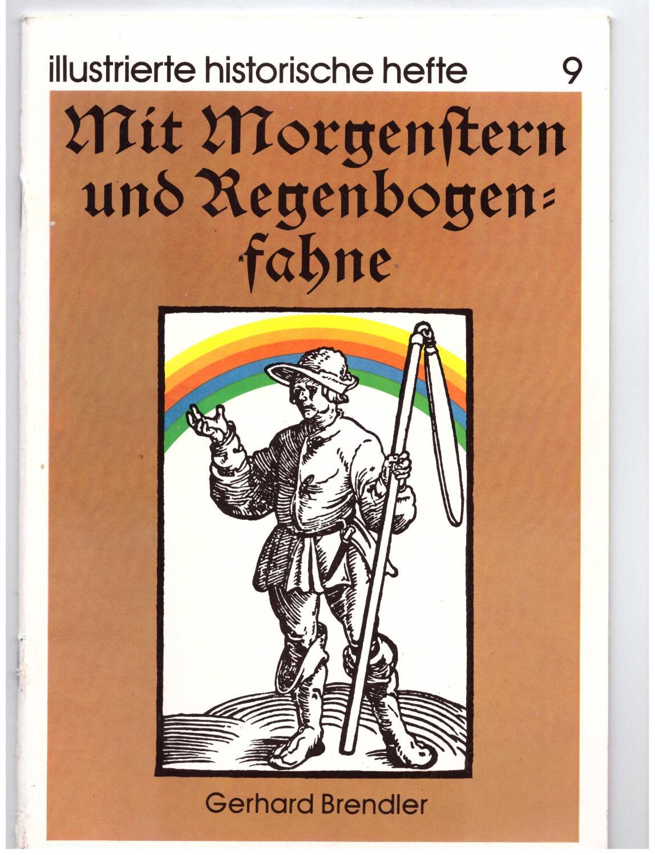 Mit Morgenstern und Regenbogenfahne: Brendler, Gerhard