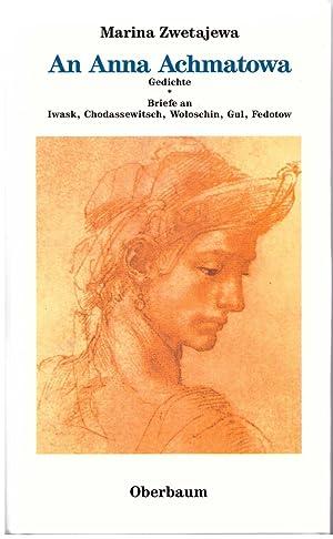 9783926409683 An Anna Achmatowa Gedichte Briefe An Iwask