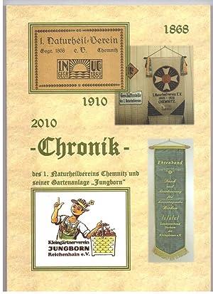 Chronik des 1. Naturheilvereins Chemnitz und seiner