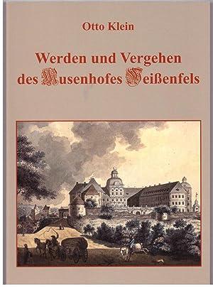 Werden und Vergehen des Musenhofes Weißenfels: Klein, Otto