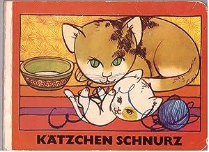 Kätzchen Schnurz: Weise, Manfred