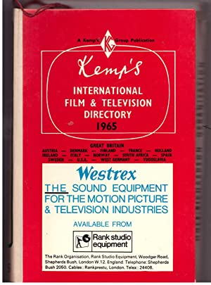 Kemp's International Film & Television Directory 1965