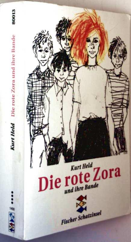 Die rote Zora und ihre Bande: Kurt Held:
