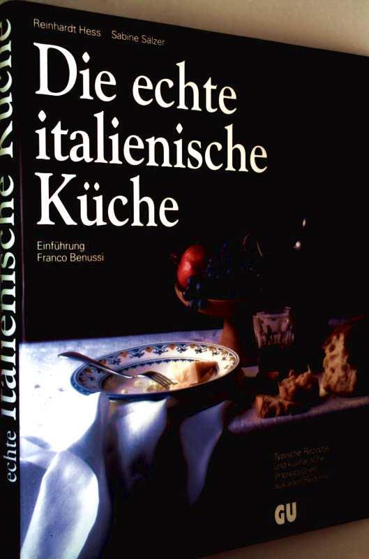 die echte italienische kueche von reinhardt hess - ZVAB